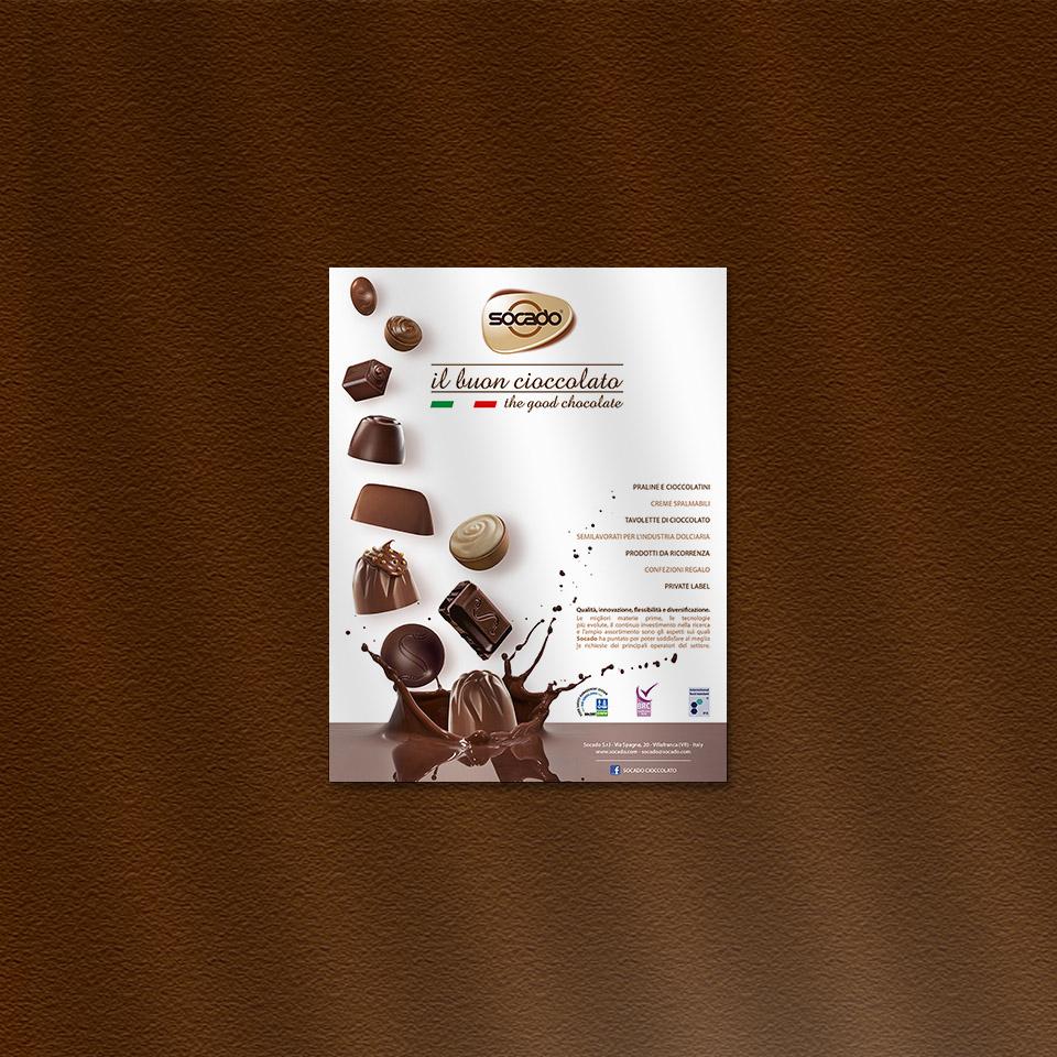 Il buon cioccolato- Socado