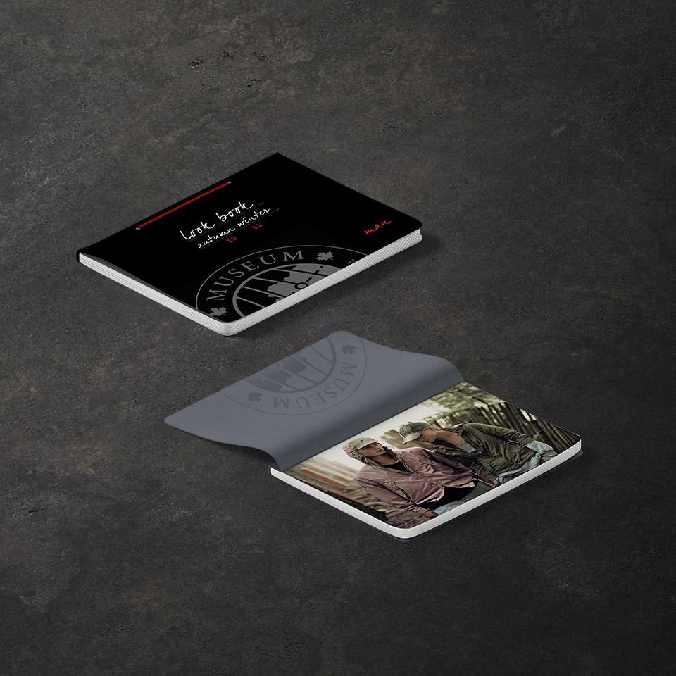 Look Book – Museum