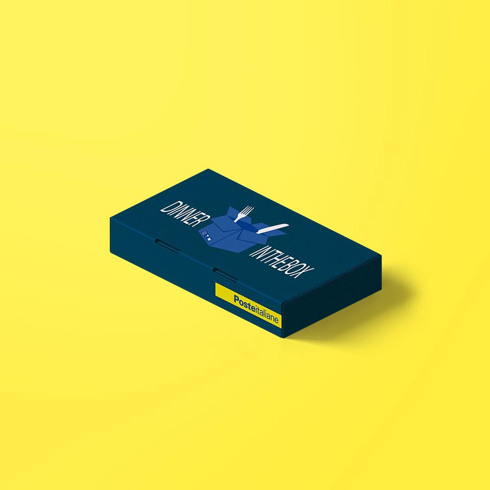 Dinner in the box – Poste Italiane
