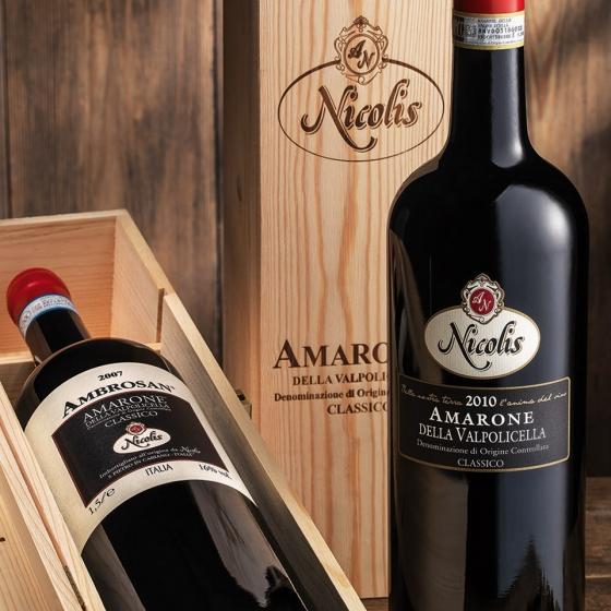 Amarone Az. Agr. Nicolis