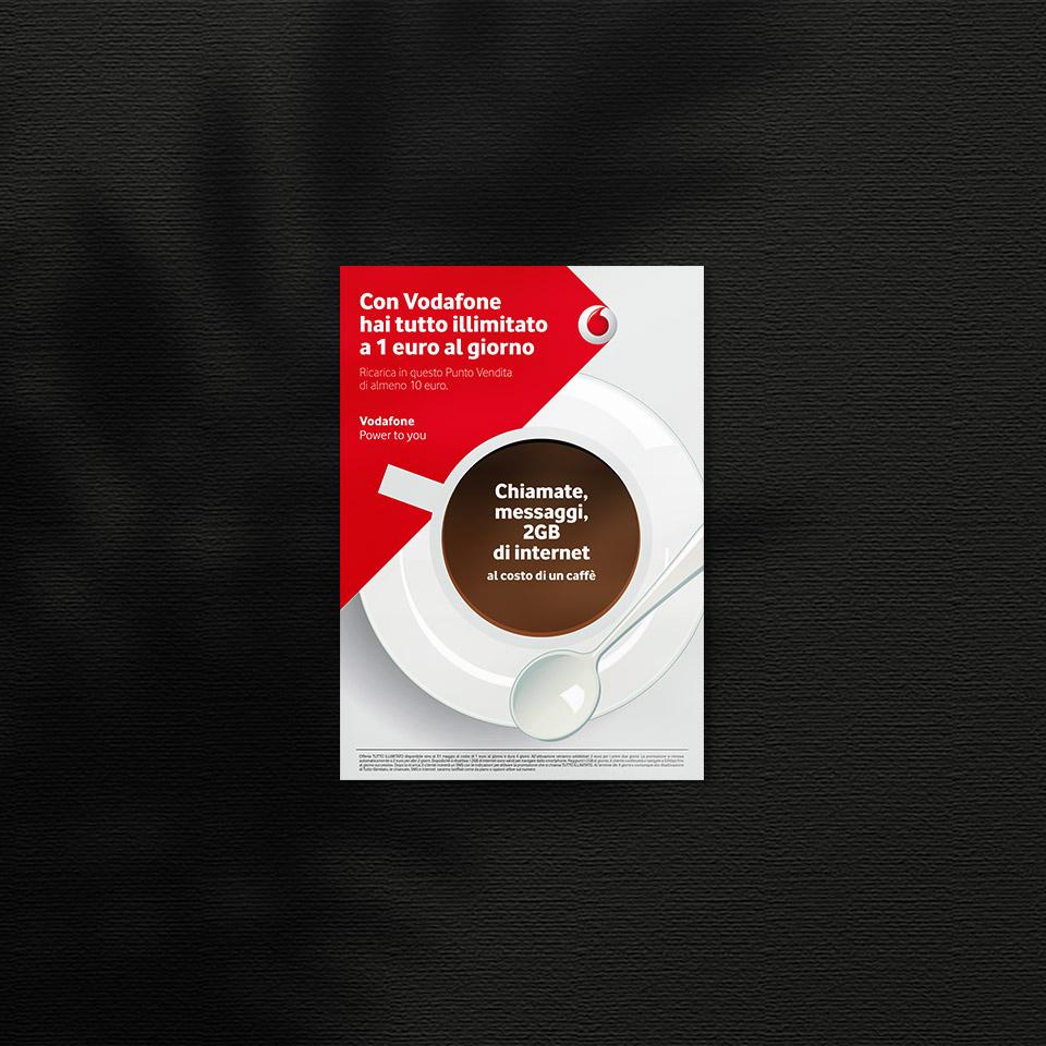 Vodafone – Caffè