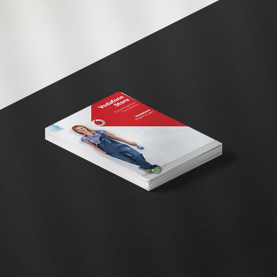 Vodafone – Restyling Store