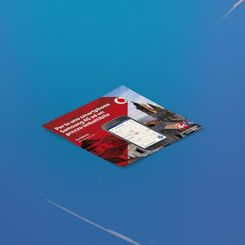 Vodafone – DM Samsung