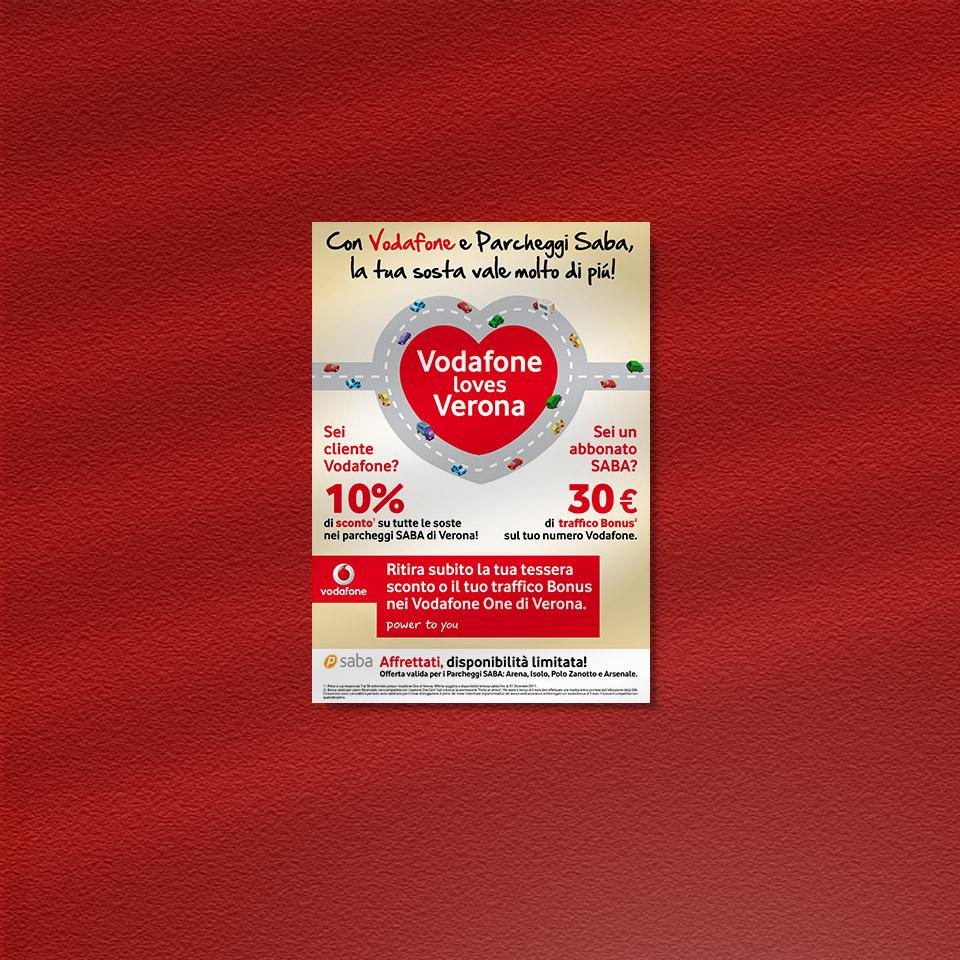 Vodafone Loves Verona